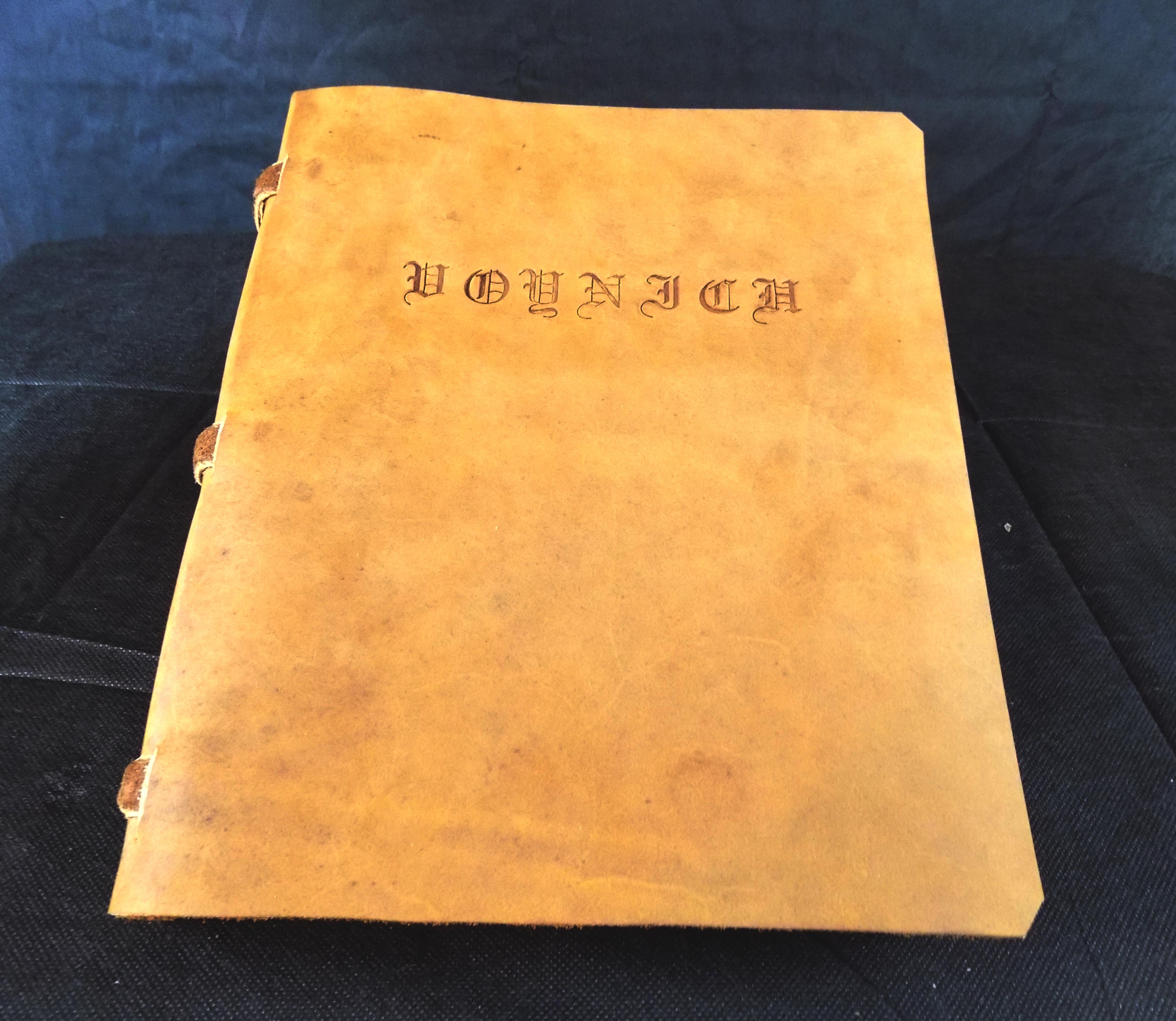 Copy of The Voynich Manuscript Voynich Manuscript